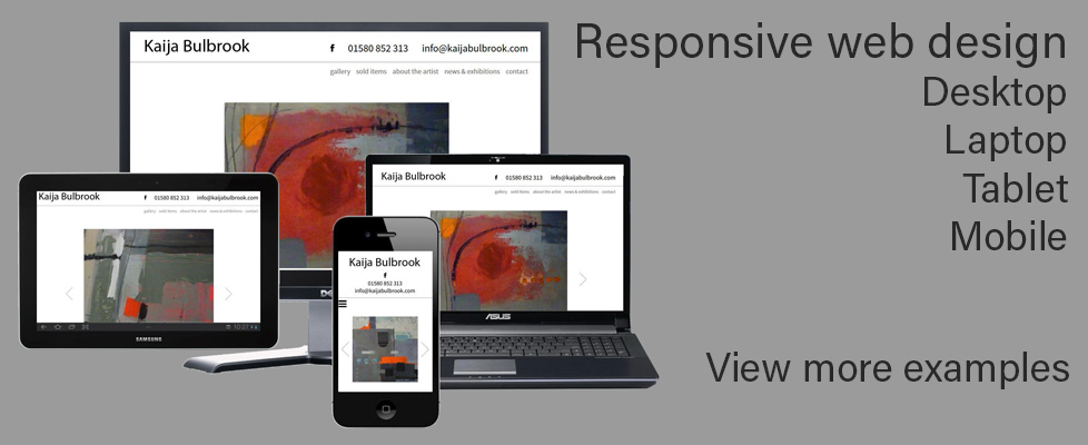 LanceFrench.com Ltd - Responsive Web Design